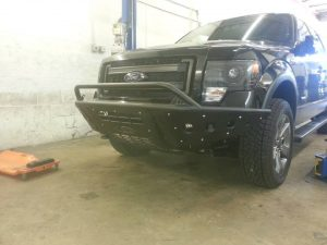 Why Might You Need a Front Grille Guard for Your Truck?