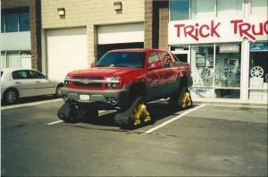 Driving Tips for Trucks